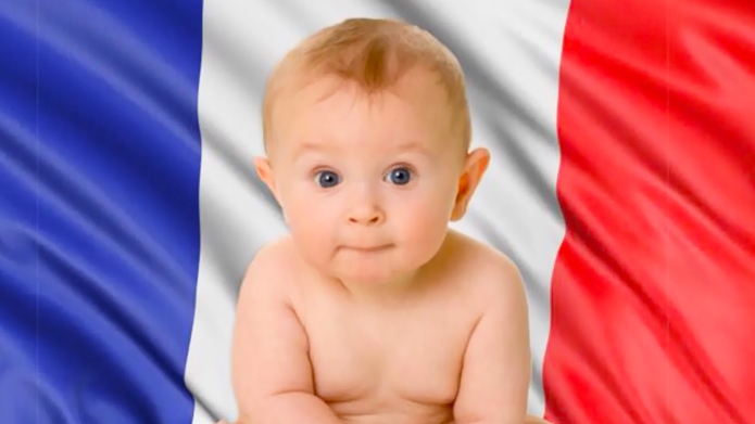 French baby names: Exotic and beautiful