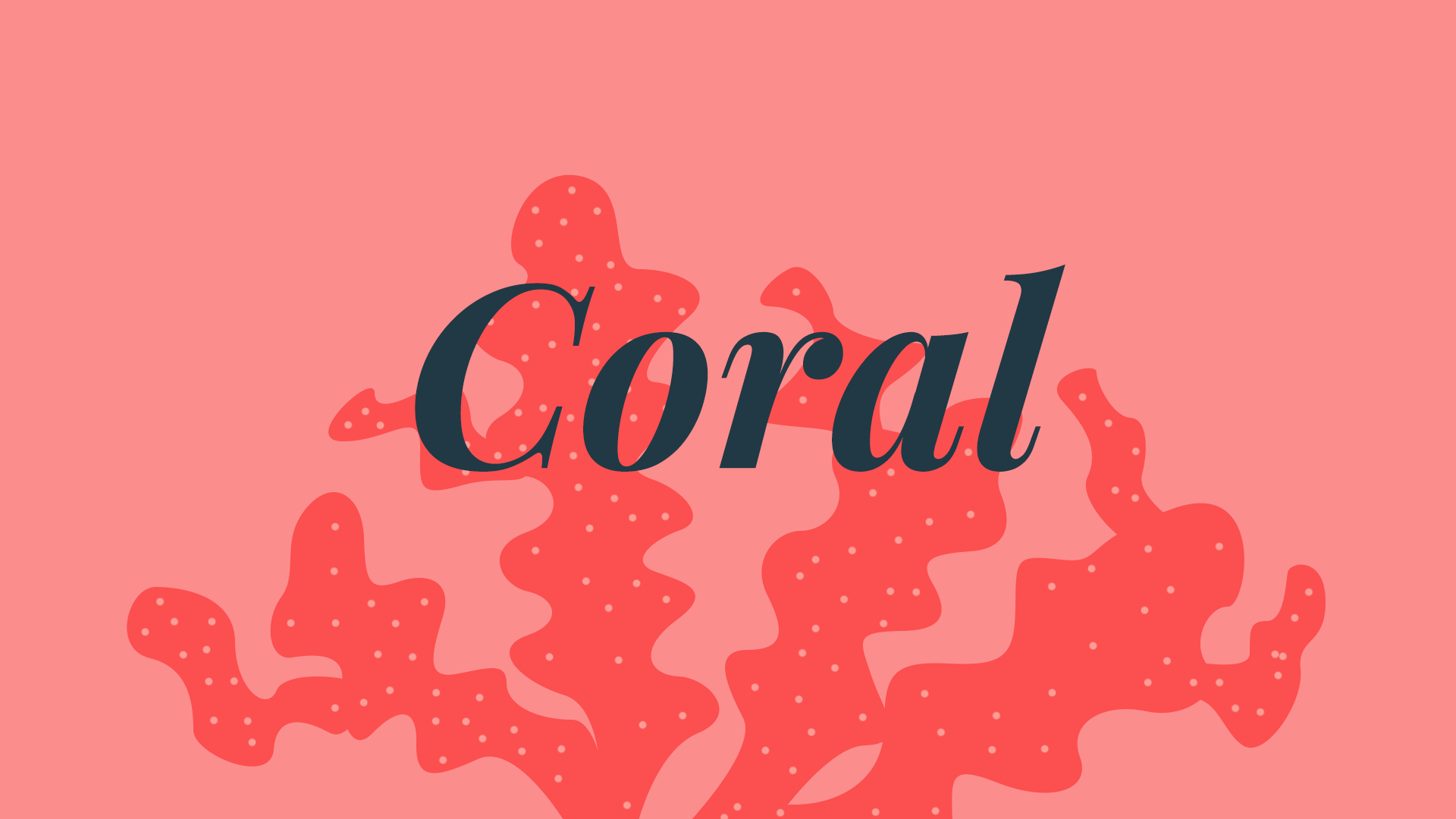 Baby names meaning red Coral