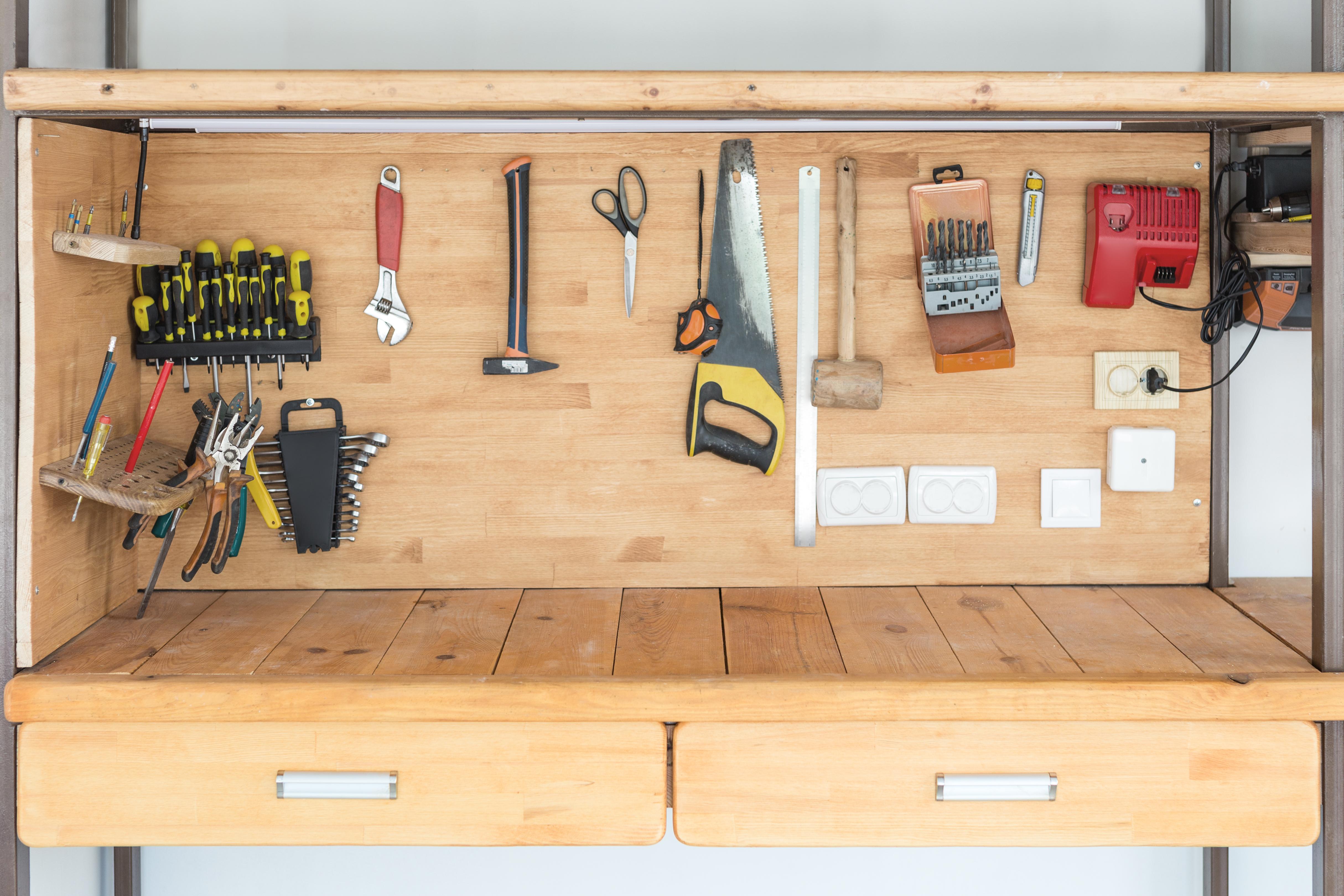 garage tools safety