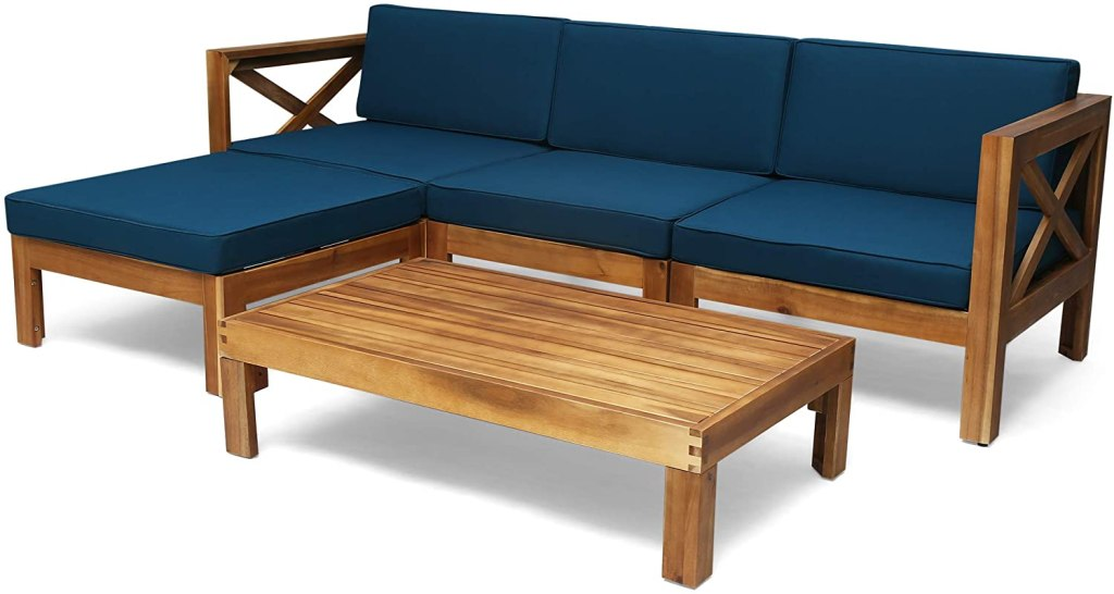 outdoor sofa, christopher knight home