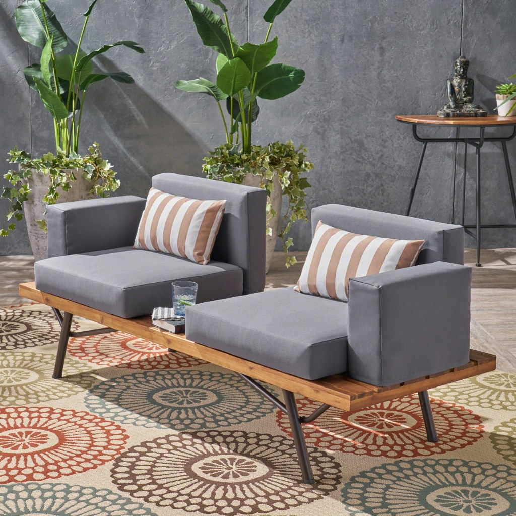 salma outdoor sofa