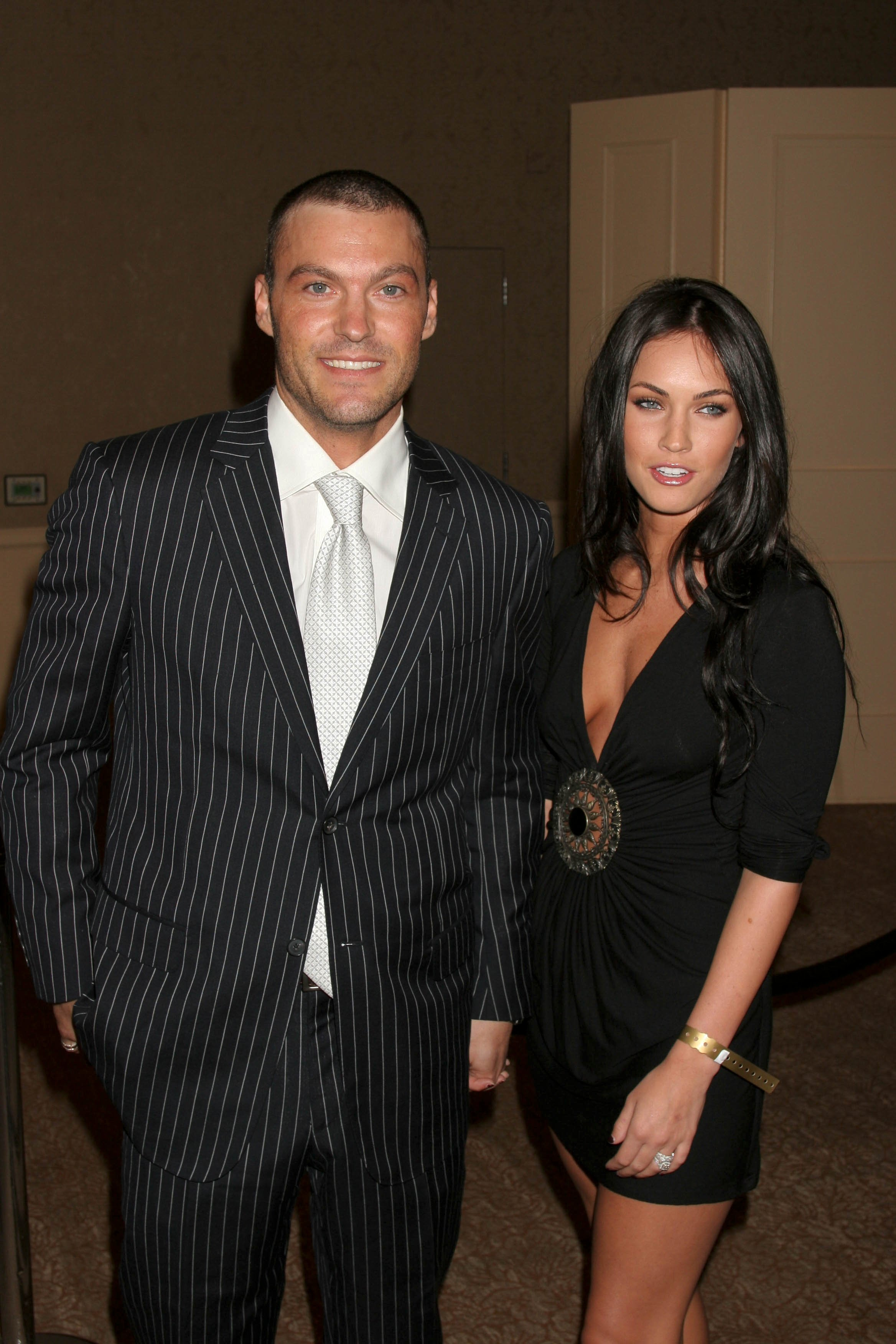 Brian Austin Green and Megan FoxBeverly Hills 90210 and Melrose Place DVD Launch, Beverly Hills, California, America - 03 Nov 2006