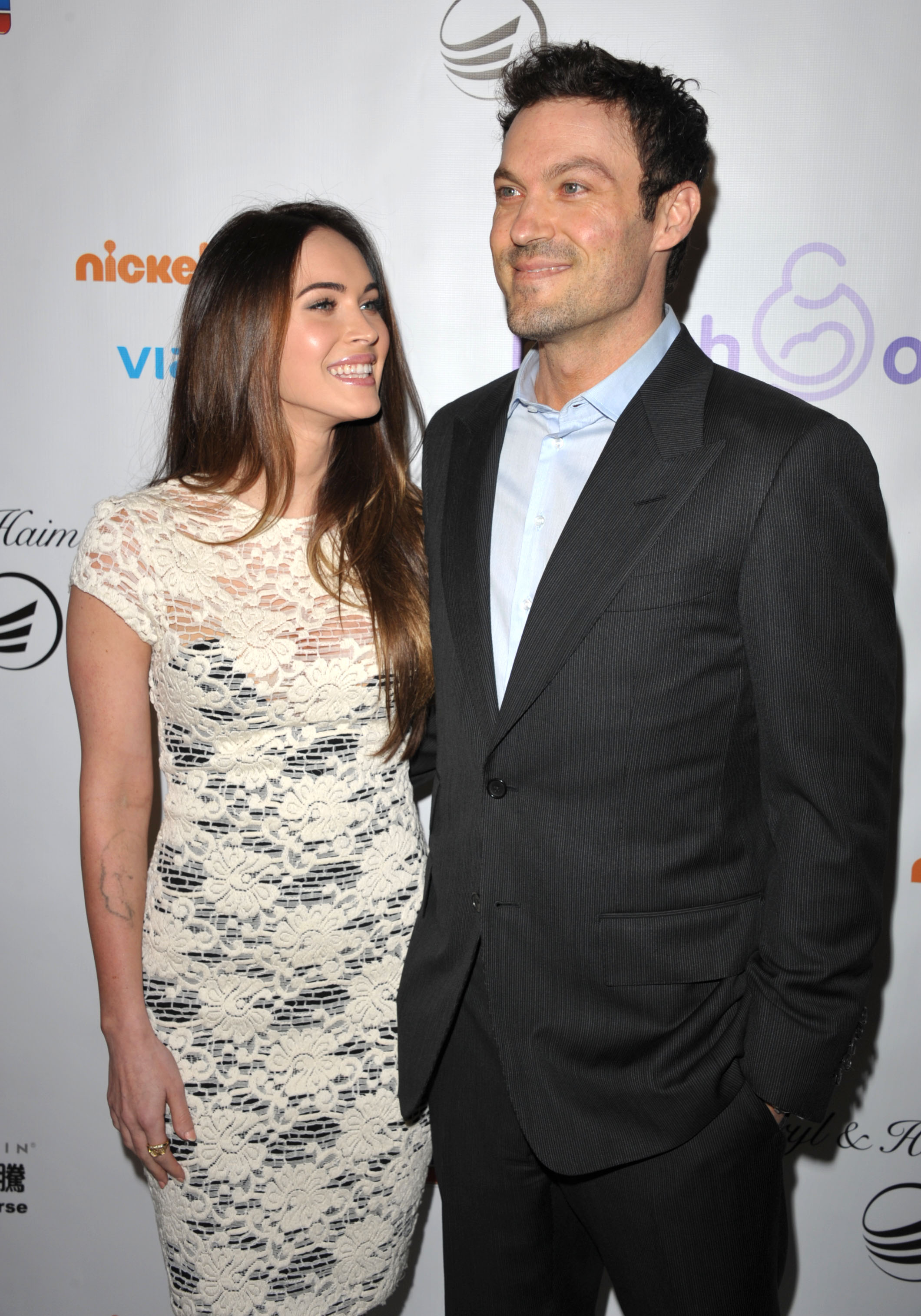 Megan Fox and Brian Austin Green arrive to the March of Dimes Celebration of Babies, in Beverly Hills, Calif2012 March of Dimes Celebration of Babies, Beverly Hills, USA - 7 Dec 2012
