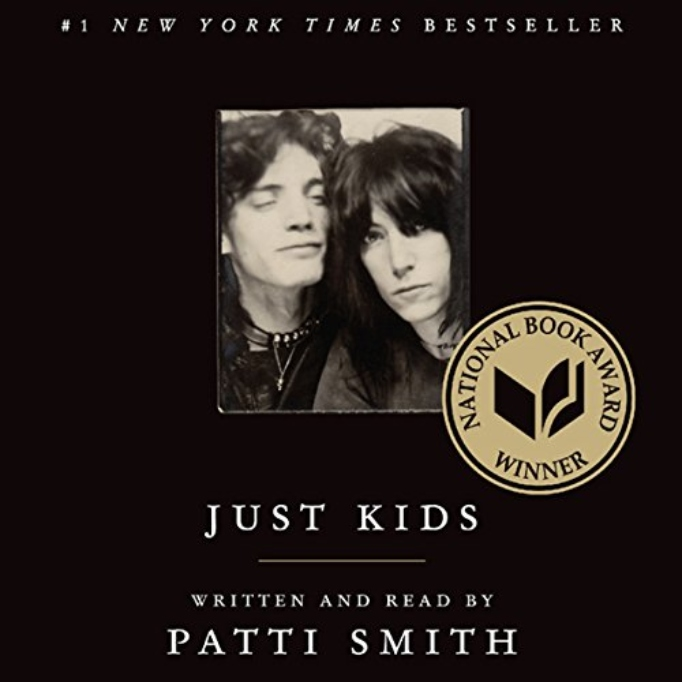 Just Kids written and read by Patti Smith