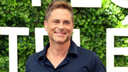Rob Lowe at Wild Bill' TV