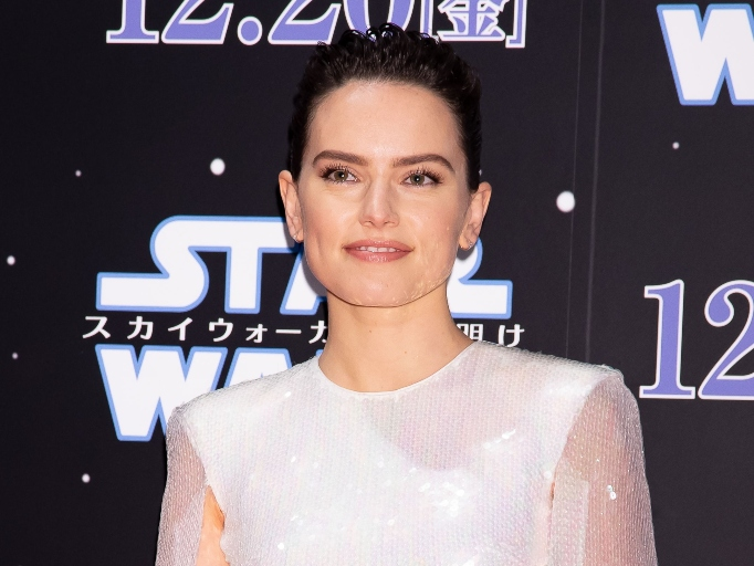 Daisy Ridley used to be a bartender