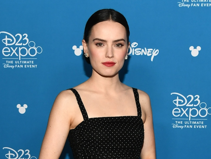 Daisy Ridley was diagnosed with endometriosis and PCOS