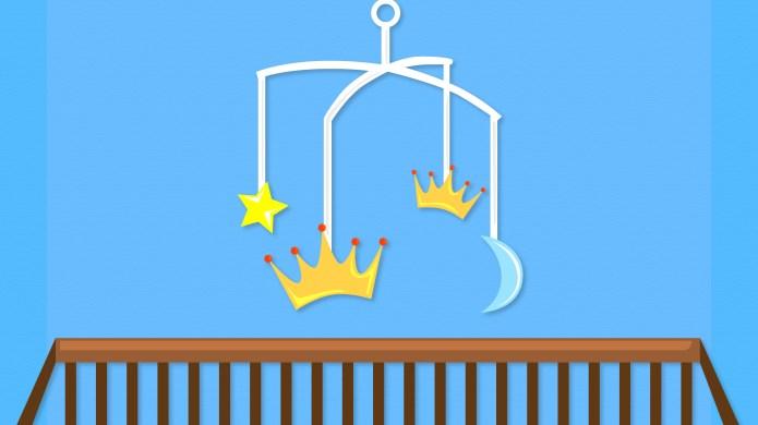 Royal Baby Names: Crib With Crown