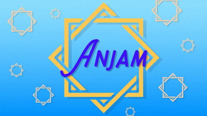 Islamic baby names: Anjam