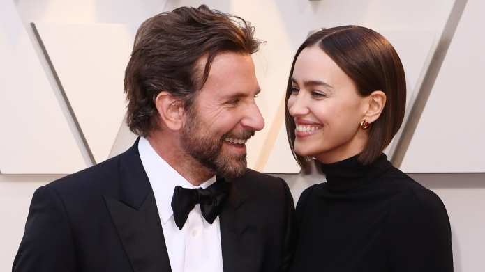 Bradley Cooper and Irina Shayk91st Annual