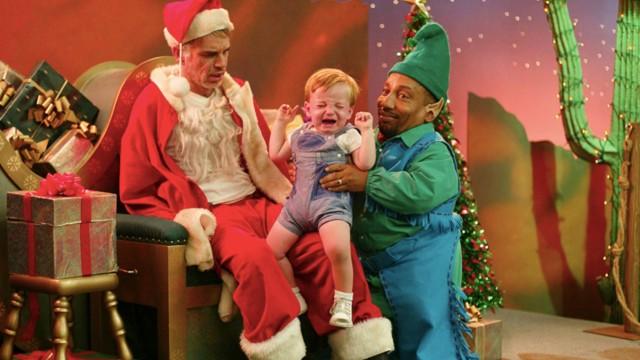 Still from 'Bad Santa'