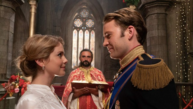 Still from 'A Christmas Prince: The Royal Wedding'
