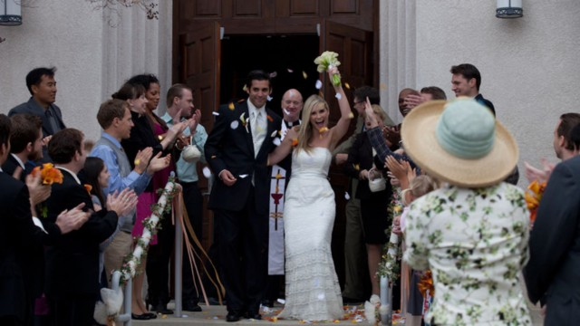 Still from 'Holiday Engagement'