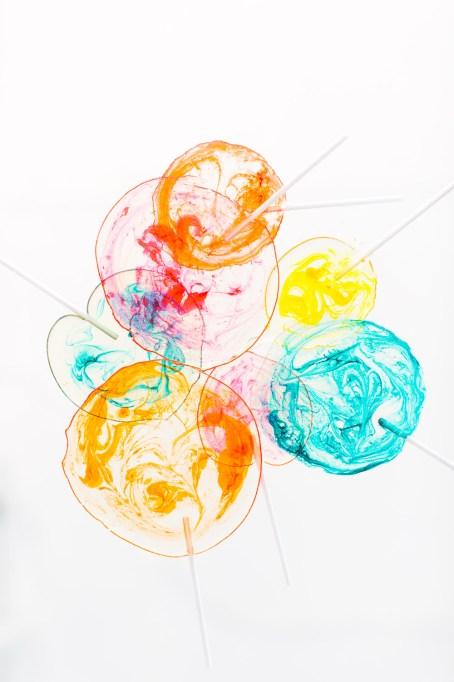 Spiked Lollipops