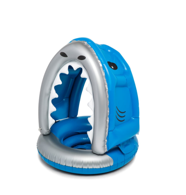 15 Toys Your Kids Need to Beat the Heat: Baby Shark Float