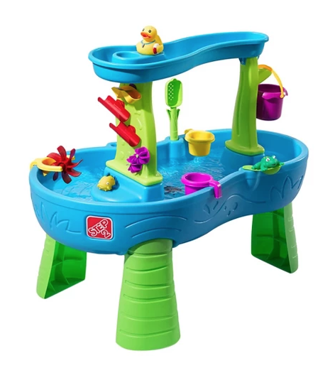 Toys Your Kids Need to Beat the Heat: Splash Pond Water Table