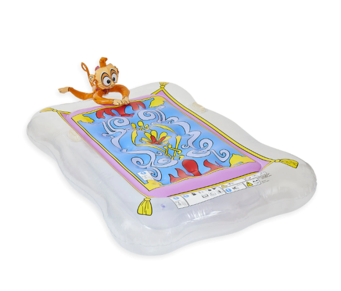 The Most Epic Summer Water Toys for Hours of Backyard Fun: Magic Carpet Pool Float