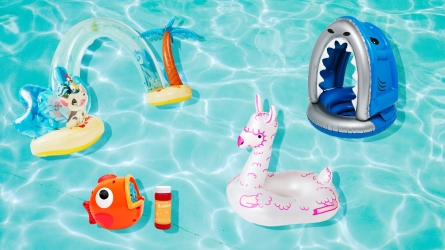 Summer pool backyard water toys