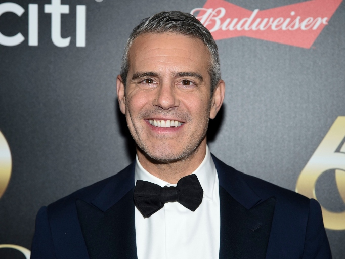 Andy Cohen used a surrogate