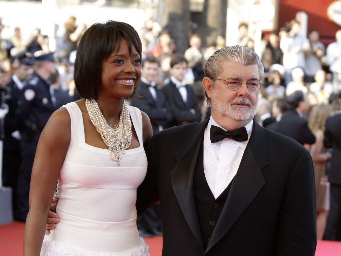 George Lucas & Melody Hobson used a surrogate