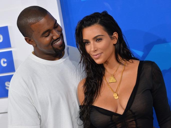 Kim Kardashian & Kanye West used a surrogate