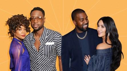 Kim and Kanye, Gabrielle Union Dwyane