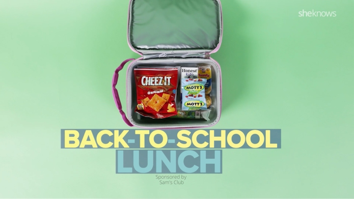Back-to-School Lunches Are Super-Easy to Make