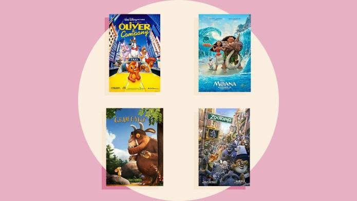 Best kids movies for preschoolers