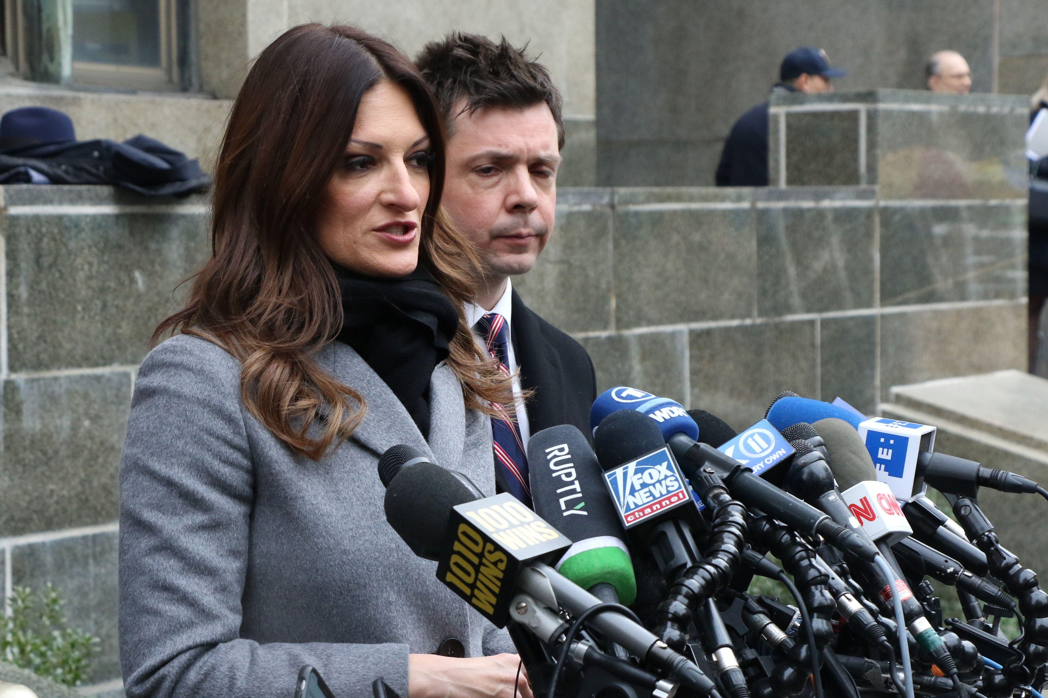 Donna RotunnoHarvey Weinstein court hearing, New York, USA - 06 Jan 2020