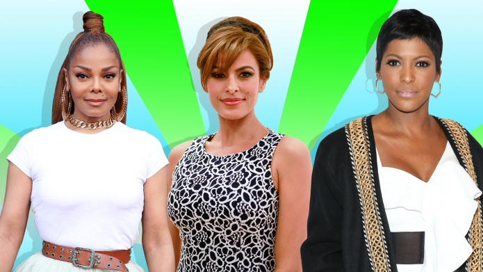 janet jackson eva mendes tamron hall celebs birth after 40