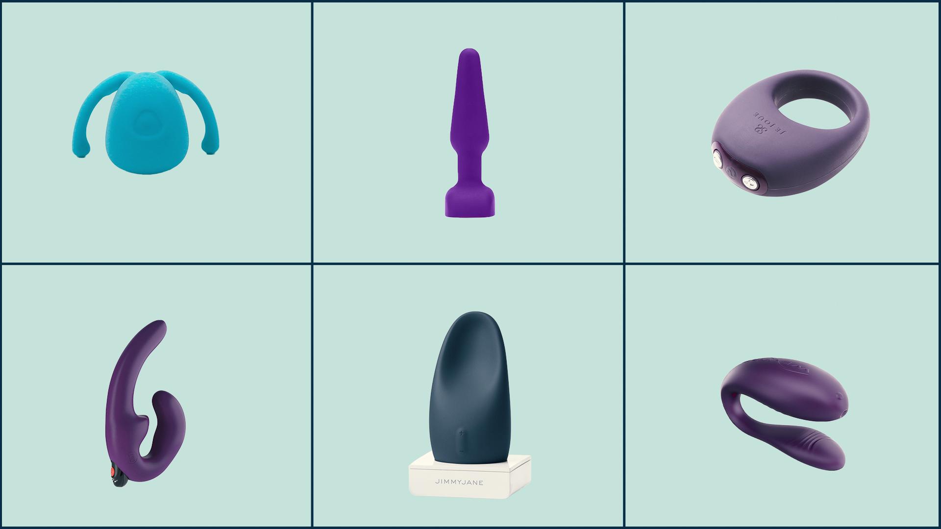 Je Joue Sex Toys