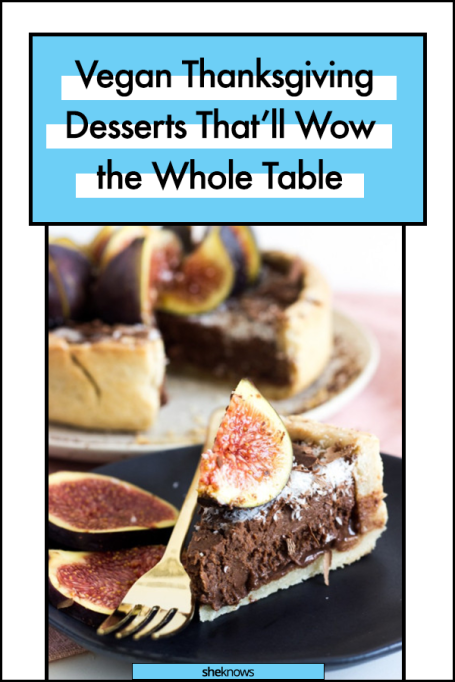 Vegan Thanksgiving Desserts