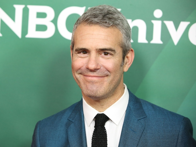 Celebrities Share Their Favorite Thanksgiving Dishes: Andy Cohen