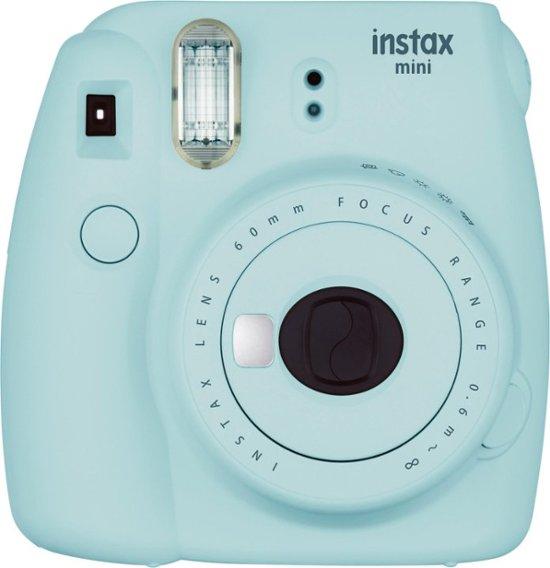 Instax Mini Camera Powder Blue