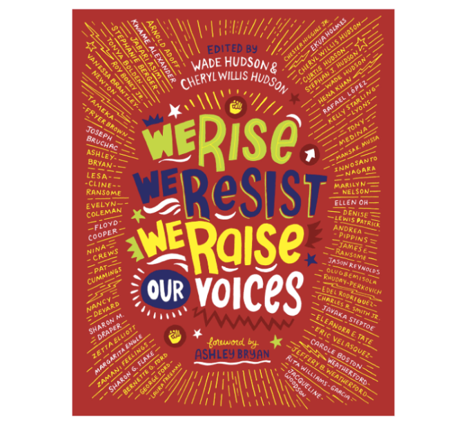 'We Rise, We Resist, We Raise Our Voices' Book
