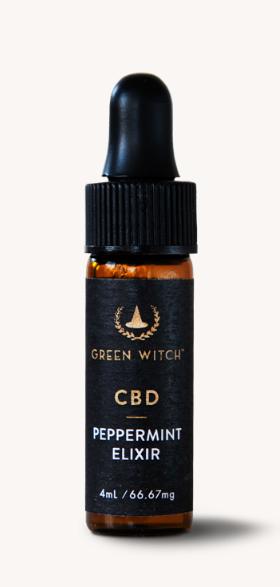 Green Witch Peppermint Elixir