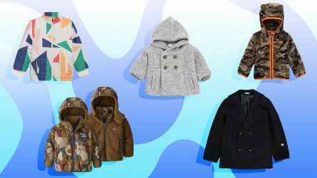 15 Kids Coats That Are Cute