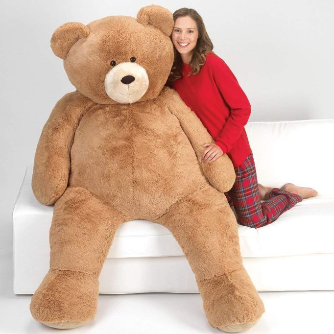 Moms Reveal The Worst Holiday Gift Their Kid Ever Got: Giant Bear