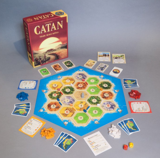 Kid Gifts That Bust Gender Stereotypes: Settlers of Catan