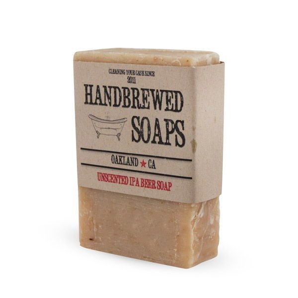 Last minute gifts for guys: Beer soap