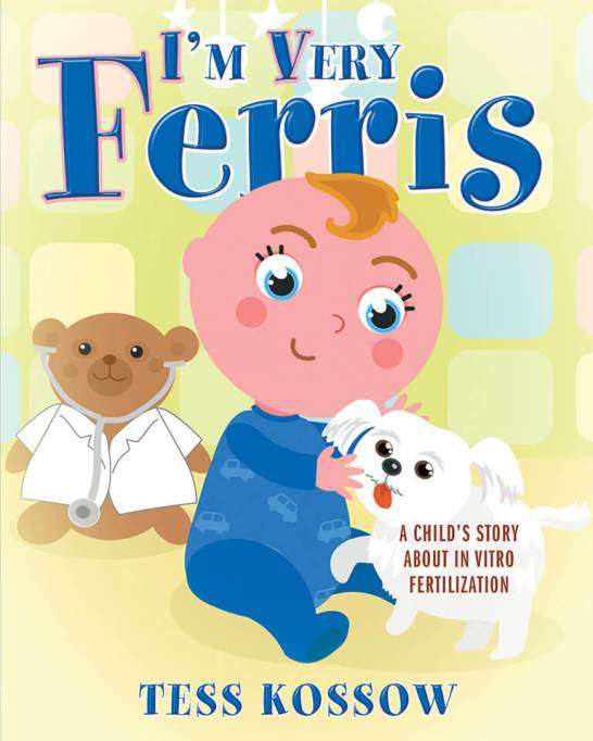 Inclusive Children's Books for Any Family: 'I'm Very Ferris'