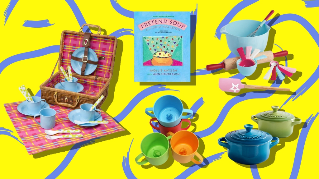 gifts for tiny foodies graphic