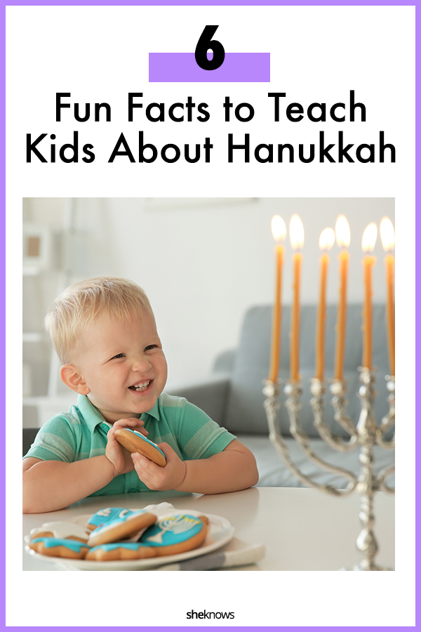 Hanukkah Facts