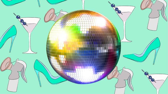 Champagne & Vulva Stitches: 10 Women