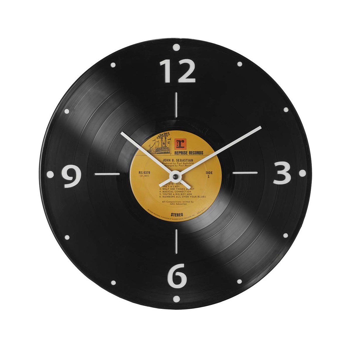 Last minute gifts for guys: A cool clock