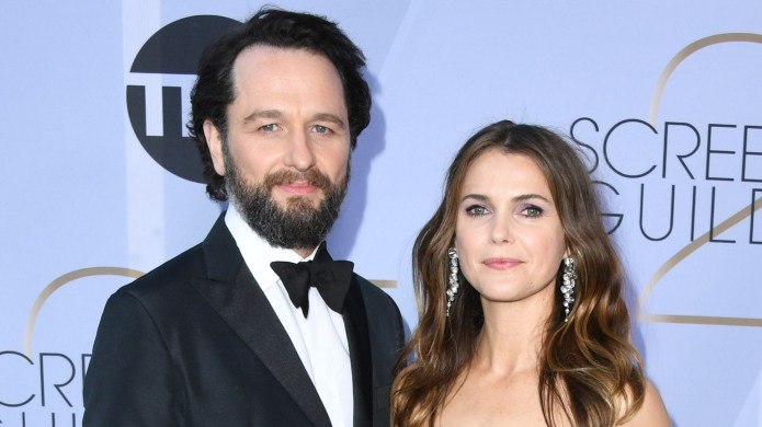 Matthew Rhys and Keri Russell attend