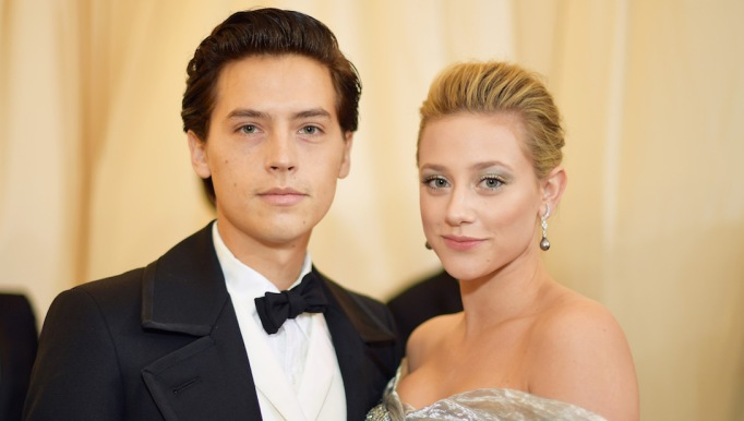 Cole Sprouse & Lili Reinhart