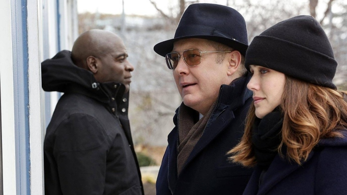 A scene from 'Blacklist'