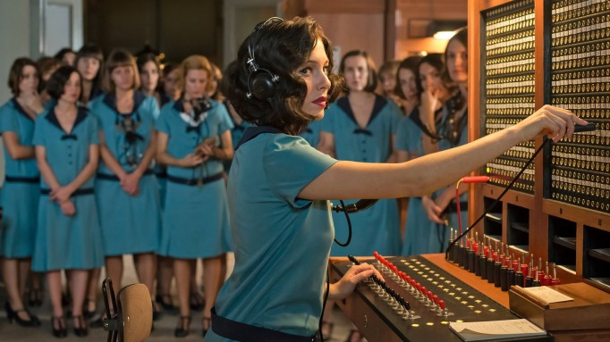 A scene from 'Cable Girls'