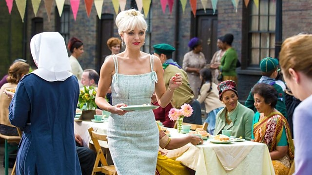 A scene from 'Call the Midwife'